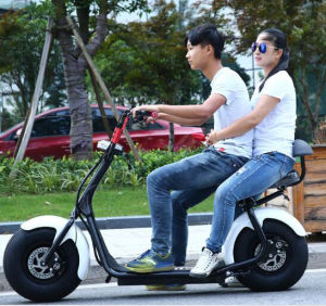 Fat Tire Electric Scooter City Coco with Factory Price pictures & photos