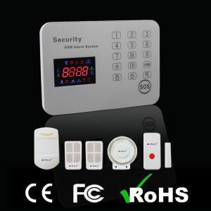Touch Keypad Home Burglar GSM Alarm System (WL-JT-120CG) pictures & photos