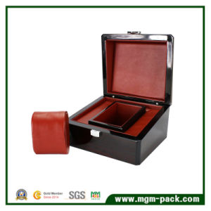 Best High End Glossy Piano Lacquer Wooden Watch Box pictures & photos