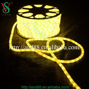 Milky Tube Warmwhite Color LED Rope Light pictures & photos