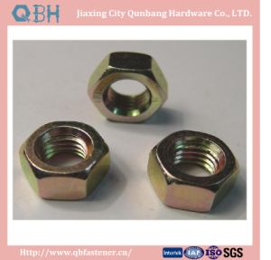 Hex Nuts DIN934 M2-120 Y. Z. P. Cl. 6/8/10 pictures & photos