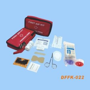 Travel First Aid Kit for Emergency (DFFK-022) pictures & photos