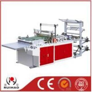 Computer Heat-Cutting Bag-Making Machine (RQL600-1000) pictures & photos