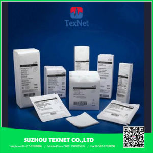 Surgical Absorbent Cotton Gauze Swabs pictures & photos