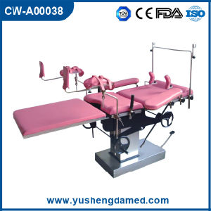 Hydraulic Obstetric Delivery Bed Cw-A00038 pictures & photos