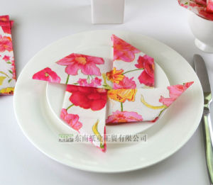 Everyday Printed Napkin for Tableware