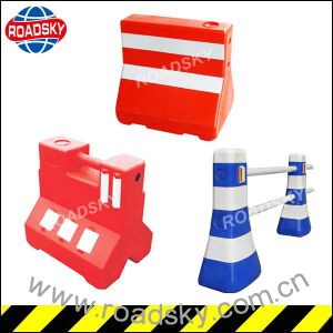 Highly Visible Public Flexible Safety Parking Road Barrier pictures & photos
