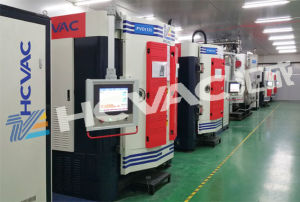 Hcvac Titanium Nitride PVD Vacuum Coating Machine pictures & photos