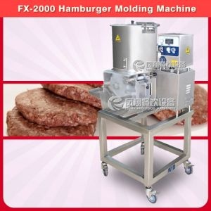 Fx-2000 Stainless Steel Hamburger Molding Machine pictures & photos