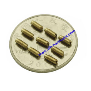 Machining Part Brass Stopper Set Screw