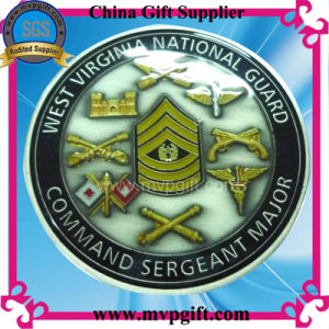 Metal Challenge Coin for Military Coin Gift (M-CC14) pictures & photos
