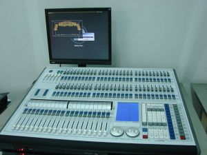 Expert Stage Lighting 8 DMX Outputs Lighting Controller
