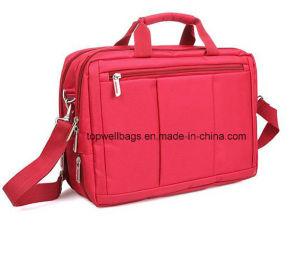 Polyester Multifunction Fashion Laptop Business Computer Bag