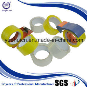 Cheapest Custom Packaging BOPP OEM Clear OPP Tape pictures & photos