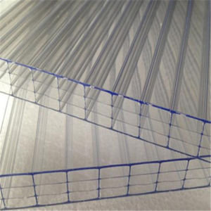 Garden Polycarbonate Greenhouse PC Hollow Sheet pictures & photos