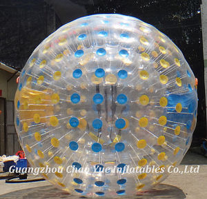 PVC Grass Zorb Ball for Roller (CY-M1865) pictures & photos