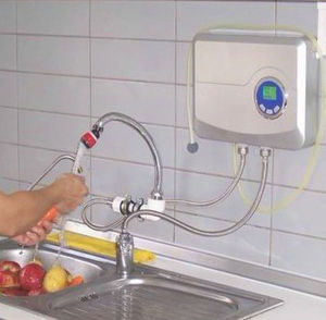 Hot Sales Ozone Water Dispenser for Household pictures & photos