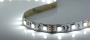 12V SMD5050 Yellow Flexible LED Strip Bar Light pictures & photos