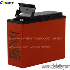 Chinese Factory Front Terminal Battery FT12-55 for Solar Sysytem pictures & photos
