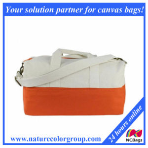 Cotton Canvas Sport Weekendere Duffel Bag for Women pictures & photos