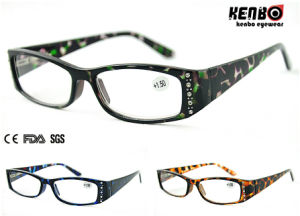 Hot Sale Fashion Reading Glasses, CE, FDA, Kr5170 pictures & photos