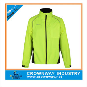 Cheap Running Rain Waterproof Jacket for Men pictures & photos