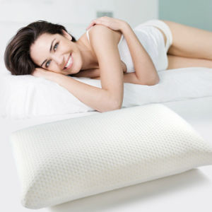 Manufacturers Cheap Customized Memory Foam Traditonal Bamboo Pillow pictures & photos