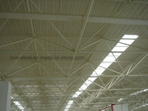 Steel Product Light Weight Metal Structure Truss for Workshop Building pictures & photos