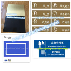 ABS Sheet (ABS double color sheet)