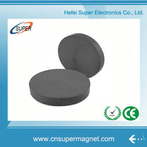 Hard Permanent Y30bh (20*5mm) C8 Disc Ferrite Magnet pictures & photos