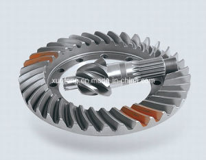 Durable Spiral Bevel Gear for Xgma