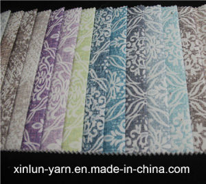Newest Styles 100% Polyester Sofa Fabric for Home Textile pictures & photos