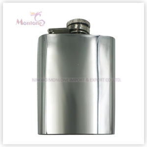 4 Ounce Liquor/Whisky Flask, Stainless Steel Hip Flask pictures & photos