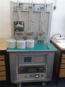 Three Phase Energy Meter Test Bench pictures & photos
