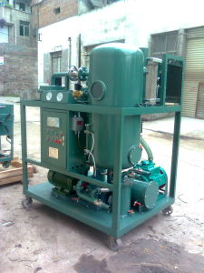 Turbine Oil Purifier Machine, Oil Cleaning System for Marine Steam Series Ty pictures & photos