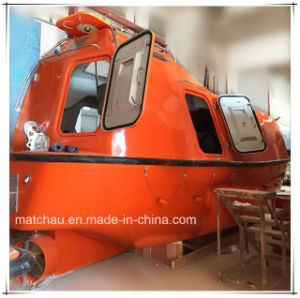 China Hot Sale Cheapest Totally Enclosed Life Boat pictures & photos