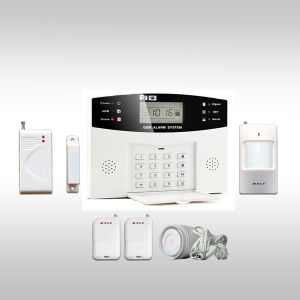 Wireless GSM and PSTN Home Alarm System with Public Case pictures & photos