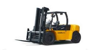 10 Ton Lonking Diesel Forklift for Sale with Good Quality LG100dt pictures & photos