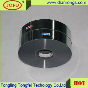 4-9um Hot Thin Metallized Film for Capacitor Use pictures & photos
