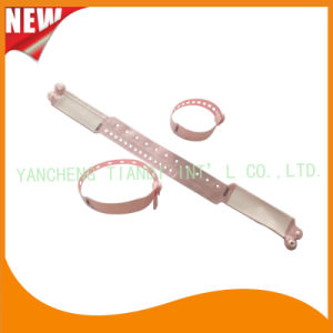 Hospital Mother and Baby Write-on Disposable Medical ID Wristband (6120B24) pictures & photos