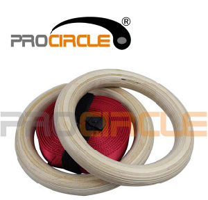 High Quality Olympic Gym Ring Exercise Ring (PC-GR1007) pictures & photos
