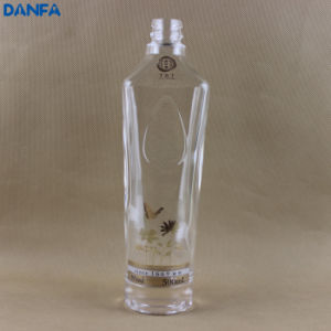 50cl / 500ml Thick Bottom Spirits Bottle (DVB107) pictures & photos
