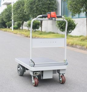 Durable Electric Platform Cart (HG-1010)