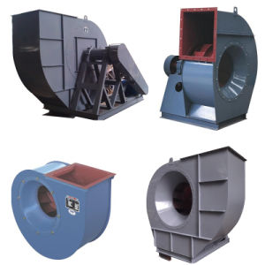 Industrial Centrifugal Exhaust Fan pictures & photos