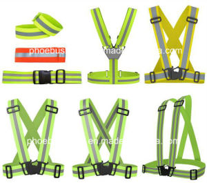 Reflective Safety Belt En13356 Standard pictures & photos