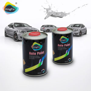 Kingfix Brand Low Viscosity Varnish Price for Auto Repair pictures & photos