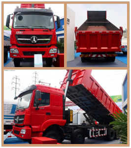 North Benz 8X4 340HP Dump Truck pictures & photos