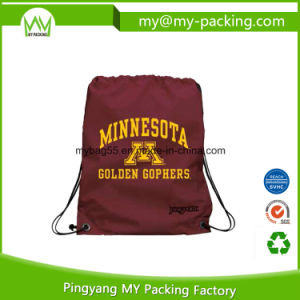Cheap Price Shoulder Camping Drawstring Bag Backpack pictures & photos
