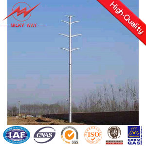 800dan Octagonal Transmission Line Steel Pole pictures & photos