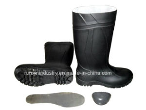 Safety Industrial PVC Rain Boots with Steel Toe 108bb pictures & photos